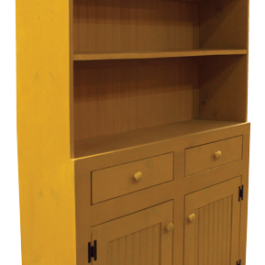 hutch with drawers
